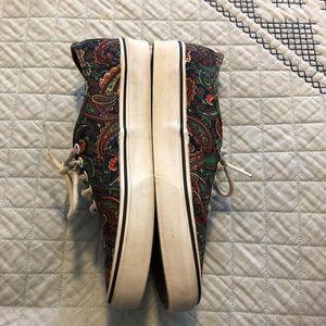 Vans Shoes - Vans Paisley Print Sneaker